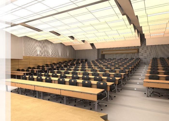 Berco Titan_5 lecture hall